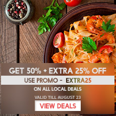 Get 50% Off + Extra 25% Off On all local deals @ Groupon – Services