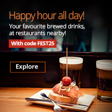 25% off on all local deals (Max Rs 200) @ Groupon – Food, Entertainment and Services