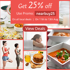 Get 25% off on Local deals @ Groupon – Others